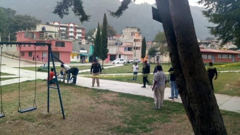 Trabaja Ayuntamiento con comités vecinales para realizar cierre de parques frente a la pandemia de covid-19