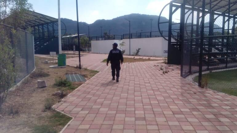 Suspenden actividades en los Servicios Deportivos Municipales como medida precautoria ante el COVID-19