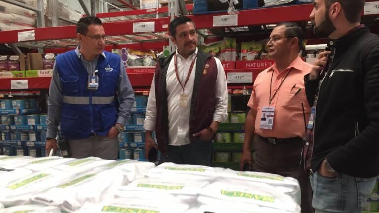 Realiza Profeco Chiapas programa especial de verificación y vigilancia COVID-19 en San Cristóbal de Las Casas