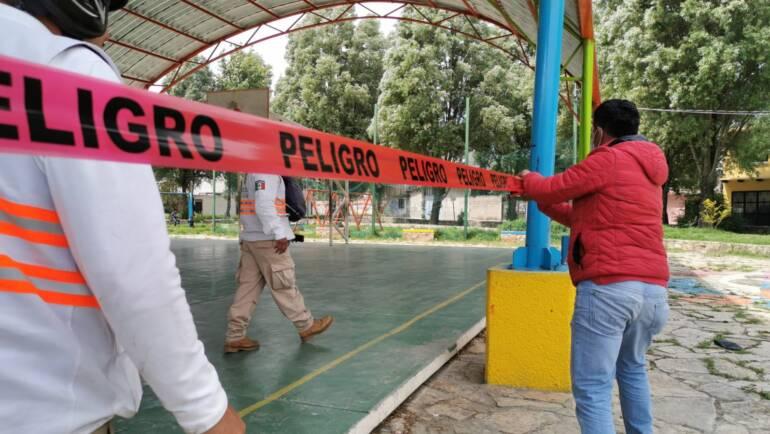 Prevé Ayuntamiento de San Cristóbal cierre obligado de espacios públicos