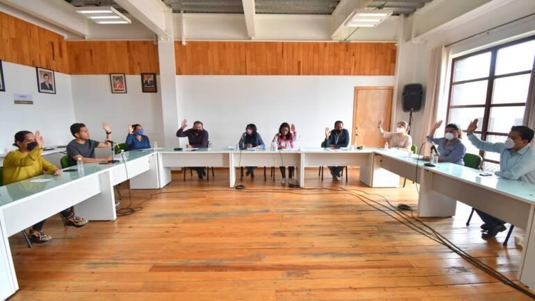 Aprueba Ayuntamiento municipal apoyo para personas más vulnerables ante pandemia de Covid-19