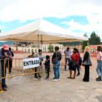 Instalan Ayuntamiento y Secretaría de Salud Estación Sanitaria Covid-19 en el centro de la ciudad