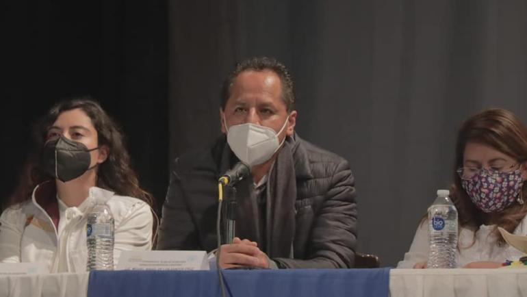 Asiste Ayuntamiento de San Cristóbal a la Conferencia de Intervención de las corporaciones de seguridad en desastres