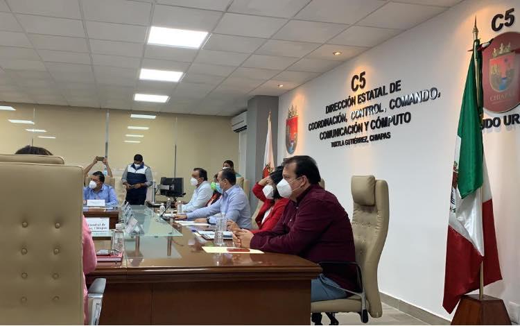 Secretariado Ejecutivo del Sistema Estatal de Seguridad Pública y Ayuntamiento de San Cristóbal fortalecerán seguridad con metodología IDLO