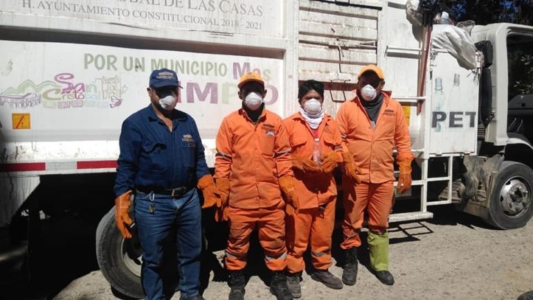 Aumenta 10% cantidad de residuos sólidos generados en San Cristóbal