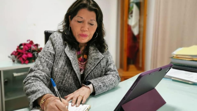 Imparte Fiscalía Electoral del Estado curso de prevención de delitos electorales para servidores públicos