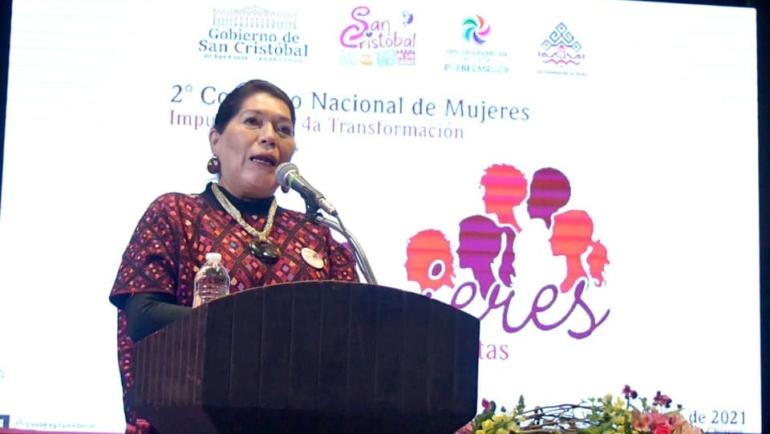Es tiempo de las Mujeres: fuertes, unidas y decididas a impulsar la transformación de México