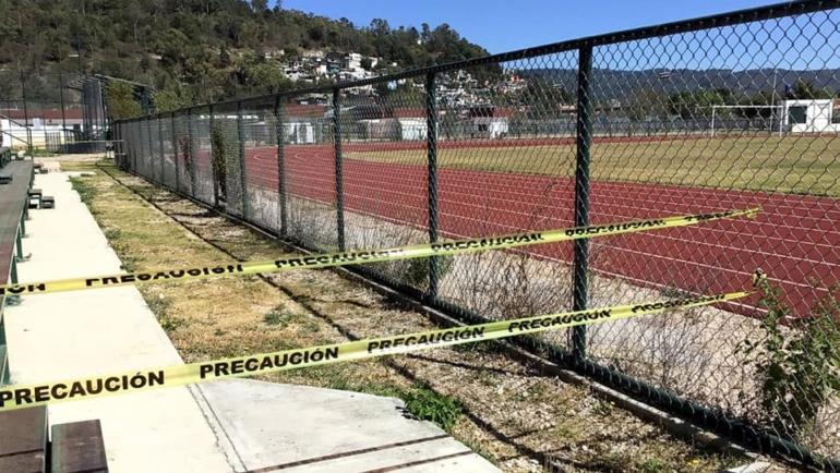 Anuncia Secretaría de la Juventud, Recreación y Deporte, suspensión temporal de actividades deportivas de conjunto en espacios de SEDEM