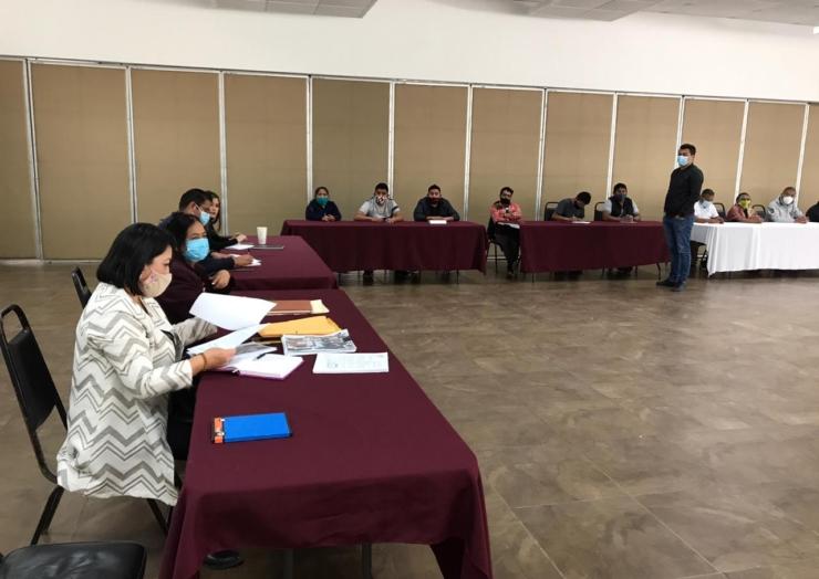 Avanza proyecto de Alineamiento y Mejoramiento de Imagen Urbana de Santo Domingo, La Alameda y Caridad