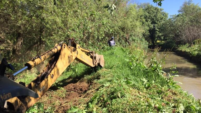 Inicia en La Isla primera etapa de dragado de ríos, arroyos y afluentes 2021 en San Cristóbal de Las Casas