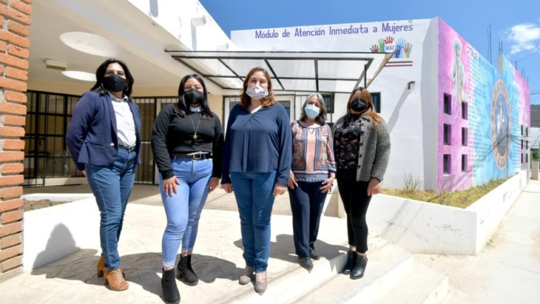 El trabajo en el MAI es permanente y brindamos acompañamiento a mujeres en situación de riesgo en San Cristóbal: Coordinadora