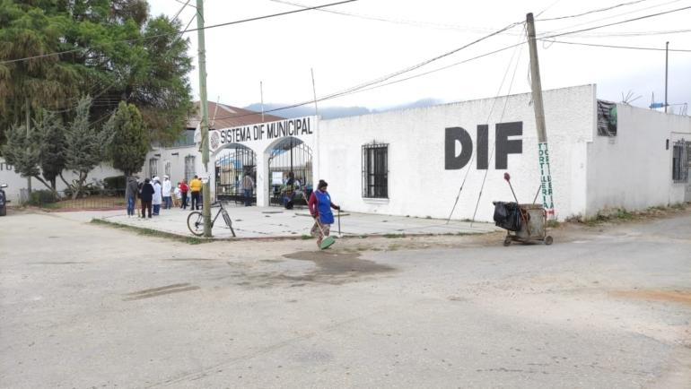 2do Día de Vacunación contra la Covid-19 en San Cristóbal
