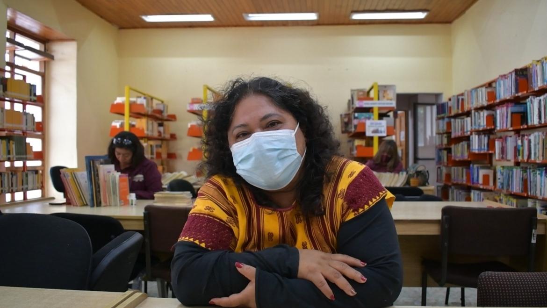 San Cristóbal, una Ciudad que lee mucho: Coordinadora de Bibliotecas Públicas Municipales