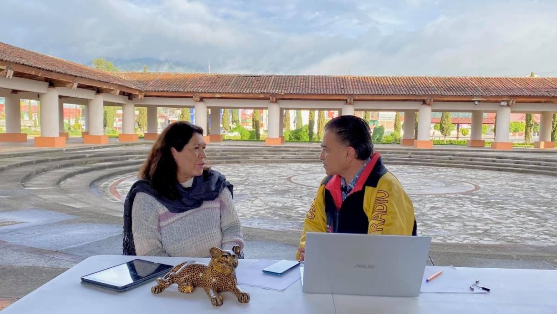 El Proceso de Entrega-Recepción, en tiempo y forma: Presidenta Toledo Villalobos