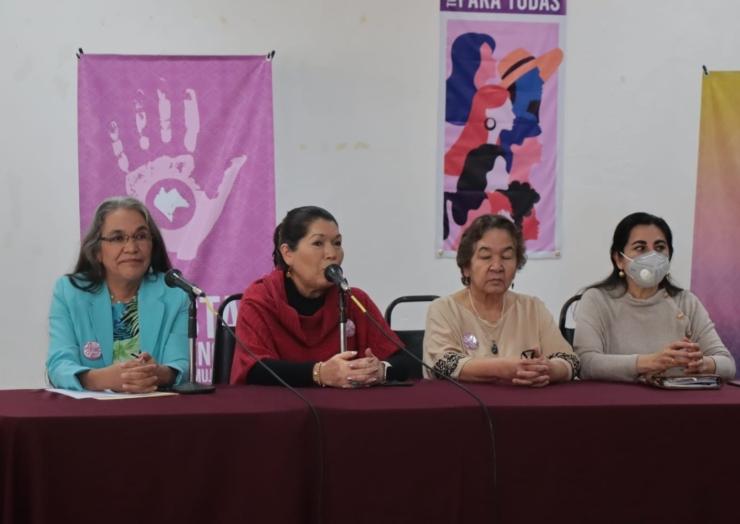 """Presenta Ayuntamiento de San Cristóbal Campaña """"Todos los Derechos para Todas"""""""