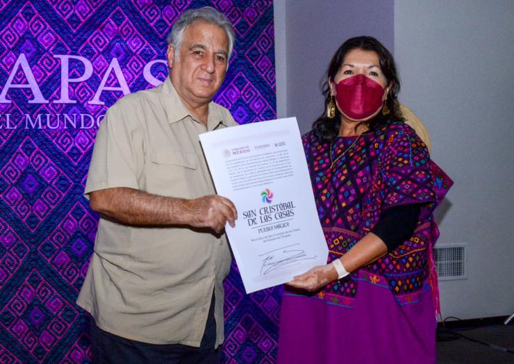 Refrenda San Cristóbal de Las Casas su nombramiento como Pueblo Mágico